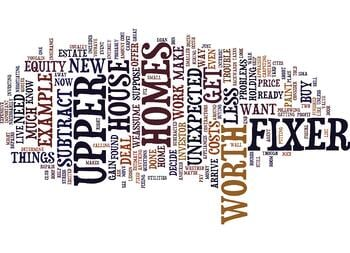 Financing Options for Your Fixer Upper